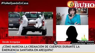 Protocolo para cremación pacientes Covid, mercados cerrados y cine peruano