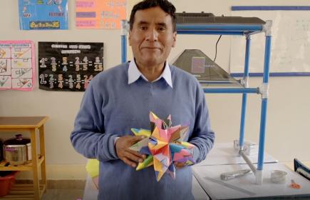 """Gerson Ames Gaspar: Un """"Nobel"""" peruano de la Educación"""