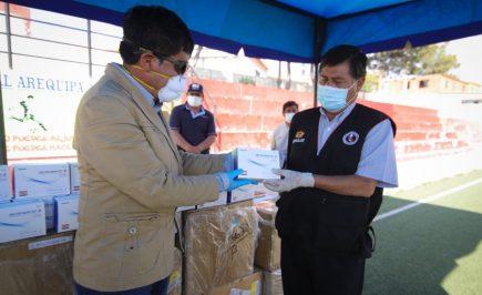 Compras en la opacidad: Gobierno Regional de Arequipa no informa contratos durante emergencia