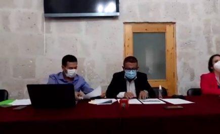 Arequipa: GRA niega que exista irregularidades en compra de mascarillas
