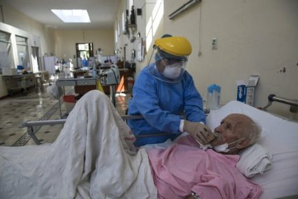 Arequipa: Gerencia de Salud solo ejecutó un tercio de presupuesto Covid