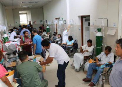 Congreso declara Salud en emergencia y dispone presupuesto de 8% del PBI