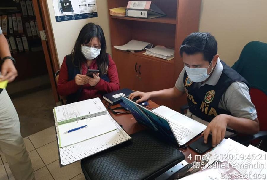 Arequipa: Fiscalía interviene municipio de Sachaca por irregular entrega de canastas
