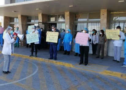 Arequipa: médicos anuncian paro de 48 horas en mitad de pandemia