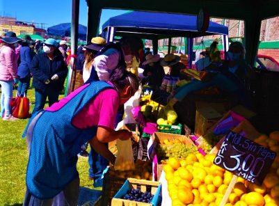 Arequipa: Aquí 2 mercados itinerantes de MPA más 12 del GRA esta semana