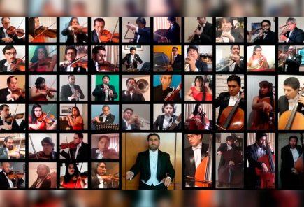 Orquesta Sinfónica de Arequipa cumple 81 años y lo celebró de esta manera (VIDEO)