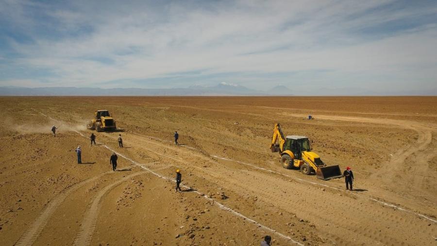Arequipa: Majes Siguas II reinicia parcialmente y sin definir adenda 13