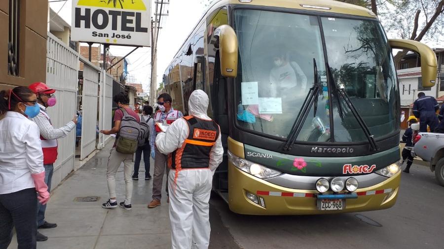Arequipa: deficiencias en el traslado de arequipeños ponen en riesgo el control del coronavirus