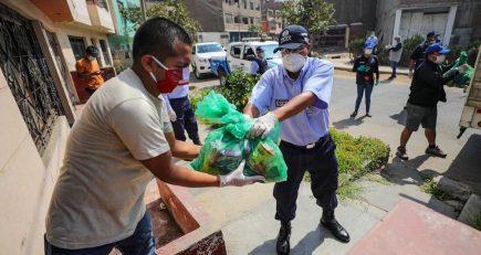 Arequipa: Municipios aún no registran beneficiarios de canastas básicas