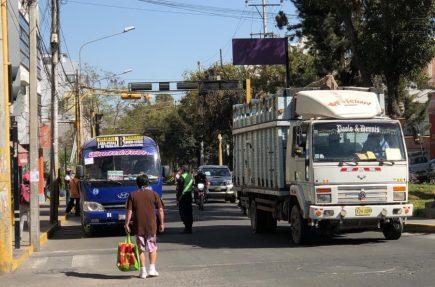 Arequipa: casos de Covid-19 crecieron tras el reinicio del transporte público