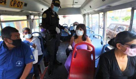 Arequipa: transportistas dicen sería un error suspender servicio de nuevo