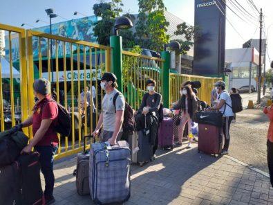 Más de 700 arequipeños retornaron en medio de retrasos y dificultades