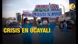 Ucayali pide auxilio: más de 100 muertos en una semana, cementerios colapsados y sin ataúdes