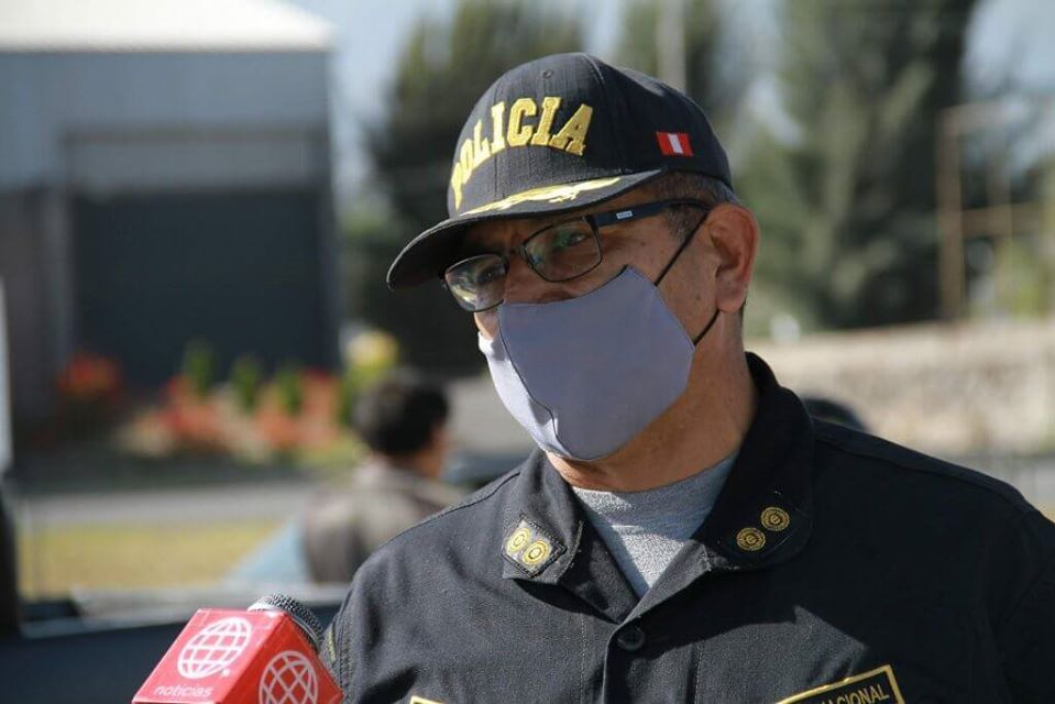 Cuarta renuncia en el Comando Covid Arequipa: Víctor Zanabria deja cargo