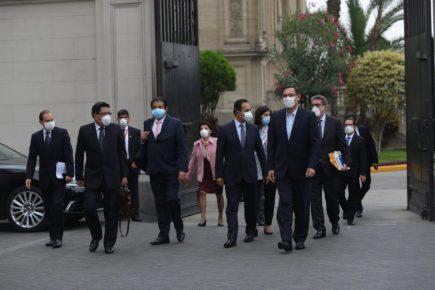 Premier frente al Congreso | AL VUELO noticias desde Arequipa – Perú  28/05/20