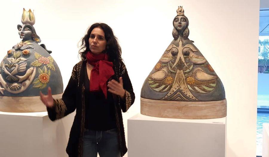 muestra de Rosamar Corcuera