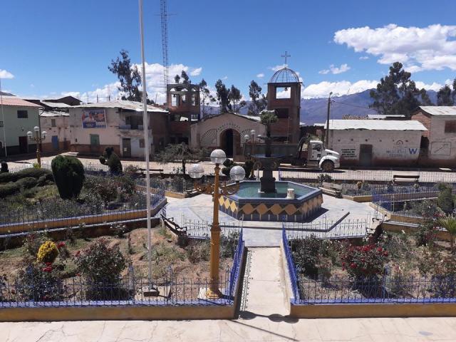 plaza de Raján