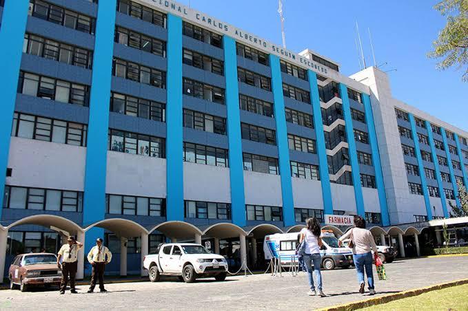 Hospital Carlos Alberto Seguín Escobedo de Essalud - Arequipa