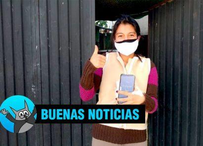UNSA entrega más de 3 mil celulares con internet a alumnos vulnerables (FOTOS)