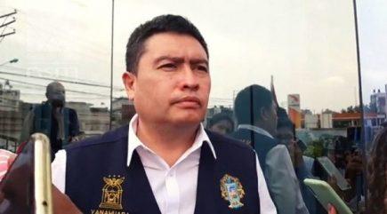 Alcalde de Yanahuara da marcha atrás en restricciones de circulación