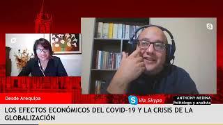 Efectos económicos del Covid, ¿acabará con la globalización? – Entrevista