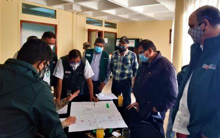 Ministro de Agricultura evalúa medidas extremas con autoridades de Arequipa
