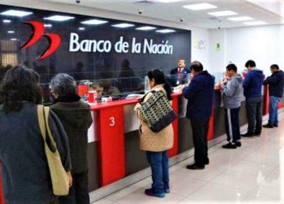 Banco de la Nación facilita apertura de cuentas desde agentes solo con DNI