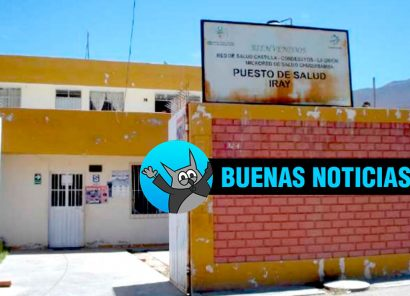 Población reúne 21 mil soles para mejorar posta médica de Chuquibamba