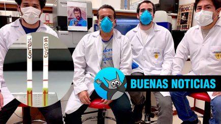 Una prueba molecular podría detectar Covid-19 en menos de una hora (Video)
