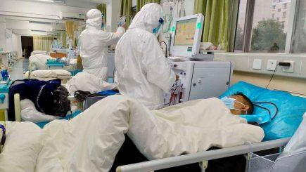 Arequipa: paciente se lanza del segundo piso de hospital COVID y fallece
