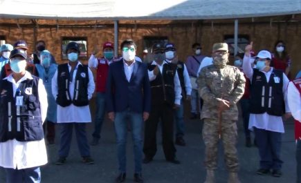Arequipa: Inician descarte de covid-19 casa por casa en Cerro Colorado
