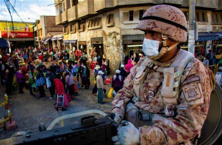 Arequipa: Gobierno a favor de aislar 4 distritos por incremento de contagios