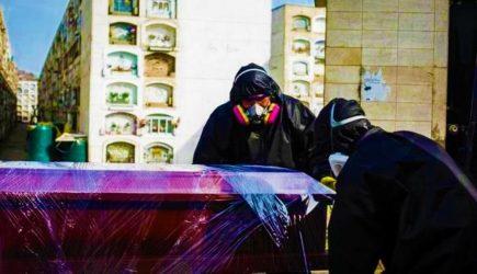 Arequipa supera los 95 mil infectados, y reportan 47 fallecidos en 48 horas