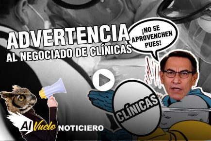 Al Vuelo: noticias desde Arequipa