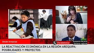 La reactivación económica en la región: posibilidades y proyectos – Entrevistas