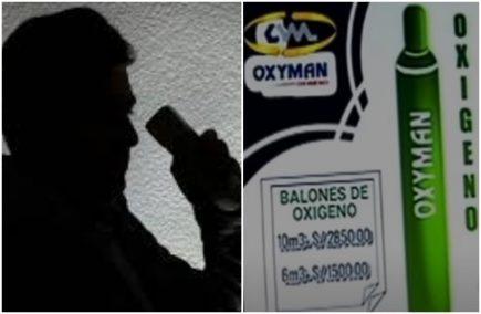 Arequipa: banda estafó con la venta de oxígeno desde el penal de Socabaya