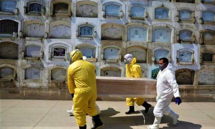 Arequipa supera los 54 mil infectados, y más de mil fallecidos por coronavirus
