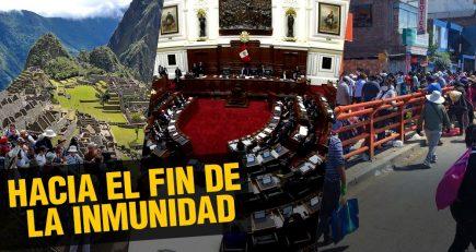Congreso debatirá eliminar impunidad |  Al vuelo, noticias desde Arequipa