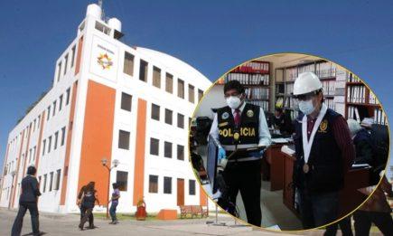 Arequipa: Investigan presunto favorecimiento a empresa de primo de Edgar Alarcón