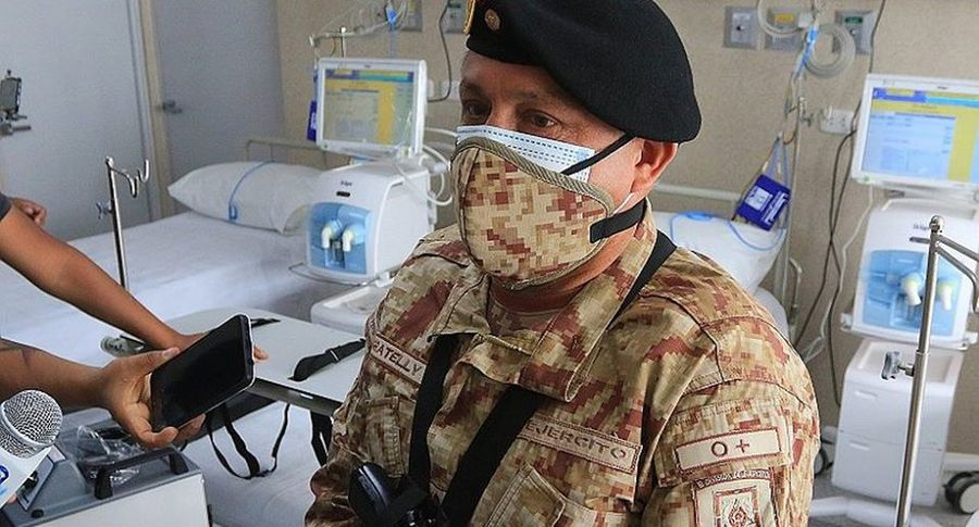 comando regional para la pandemia covid