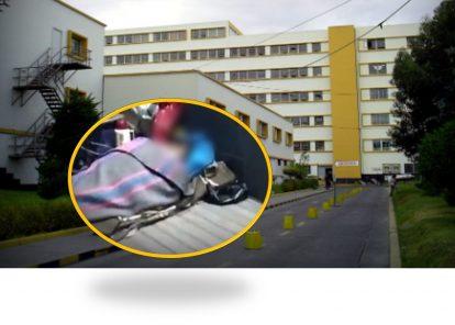Arequipa: hospital Covid Honorio Delgado colapsa por falta de camas  (VIDEO)