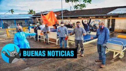 Iquitos registra disminución de defunciones y contagios de coronavirus