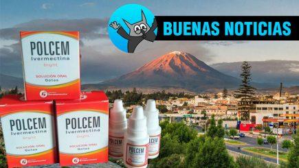 Ivermectina será producida por hospitales de Arequipa para tratar el Covid-19