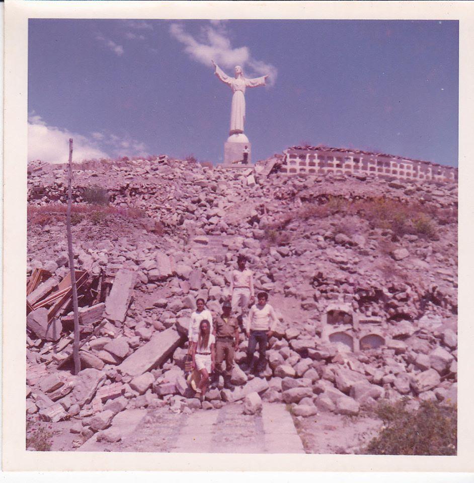 cementerio de Yungay