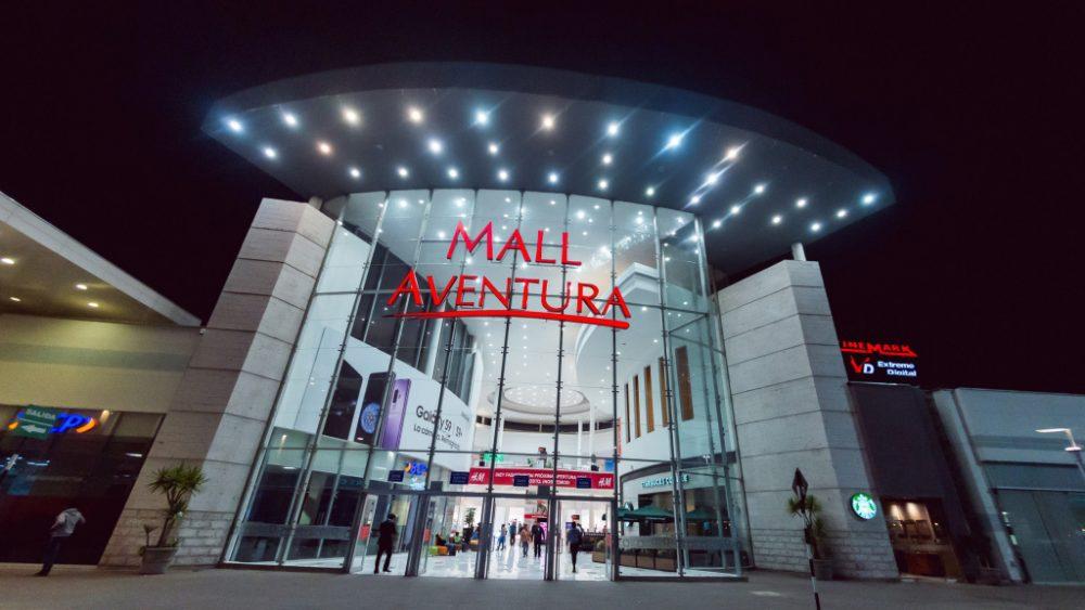 arequipa centros comerciales covid