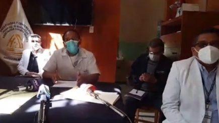 Médicos de Arequipa: hospitales colapsaron por no implementar Plan Covid