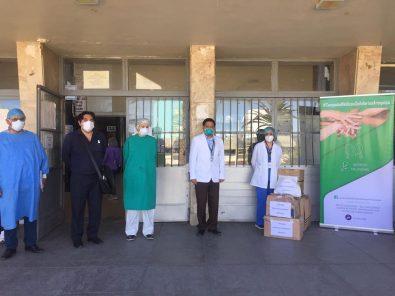 Mañana puede ser demasiado tarde: campaña de médicos solidarios