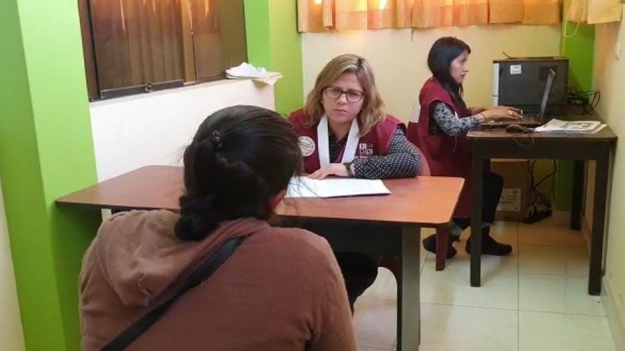 Arequipa, poder judicial, buenas noticias