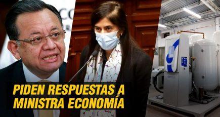 Maria Antonieta Alva será interrogada por el Congreso |  Al vuelo, noticias desde Arequipa