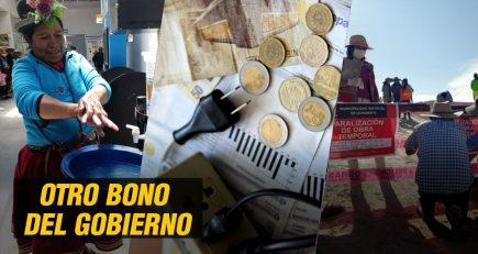 Se aprobó el «bono electricidad» por 160 soles |  Al vuelo, noticias desde Arequipa